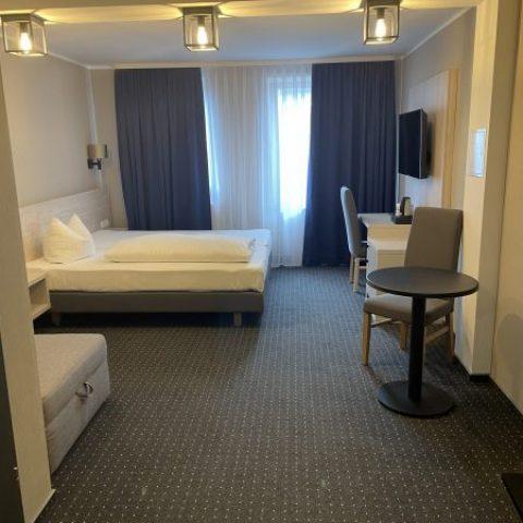 Doppelzimmer Comfort EG