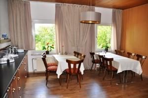 Hotel Mirena Frühstückszimmer